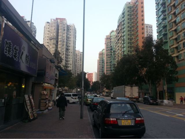 Housing in Hong Kong