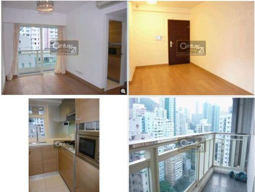 Hong Kong average apartment